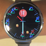 Smart Watch「moto360」対応ゲームをプレイレビュー!「クロノガーディアン for Android Wear」